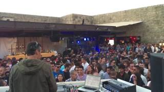Miguel Rendeiro @ Forte Sao Joao Vila do conde warm up Nic fanciulli RDZ 2016
