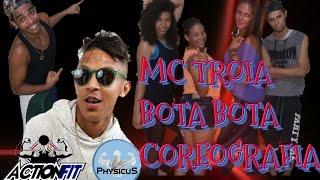 MC TROIA-MC ELVIS,, BOTA BOTA (COREOGRAFIA THE XTREMES )
