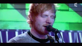 "Ed Sheeran ""Thinking out loud"" - C à vous - 28/11/2014"