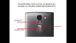 Hard Reset LG Spirit width=