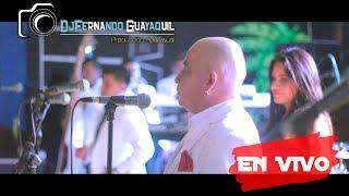 Yo Te vi Orquesta Amores del Ritmo Feat Roberto Cobos En Vivo HD