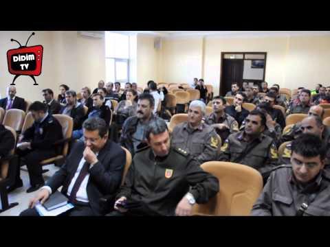 Didim'de güvenlik değerlendirme toplantısı yapıldı