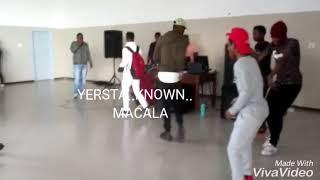 Macala-lit on Gqom