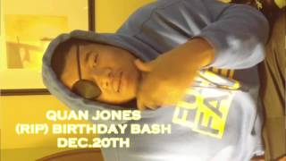 HUSTLE GANG DOE B. PERFORMING LIVE @ CLUB MAZE DEC. 20TH | QUAN JONES BIRTHDAY BASH