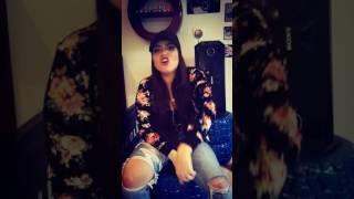 """Respuesta a """"Felices los 4 - Maluma"""" (cover by queen G)"""