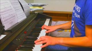 Lucy in the sky with diamonds - Piano - The Beatles