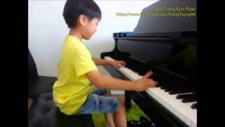 Piano Prodigy Tsung Tsung plays bumblebee