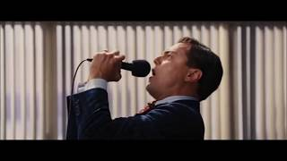 Wolf of Wall Street - Sales Motivation
