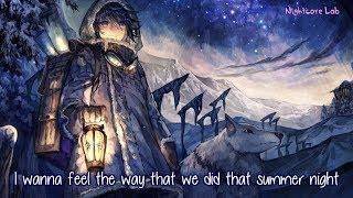 Nightcore - Wolves (male version)