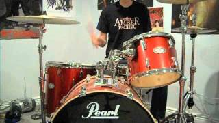Marianas Trench: Fallout(Drum Cover)
