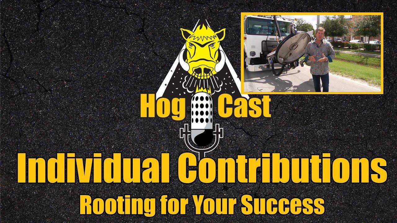 Hog Cast - Individual Contributions