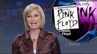 Channel 10  Qld Orchestra plays Floyd