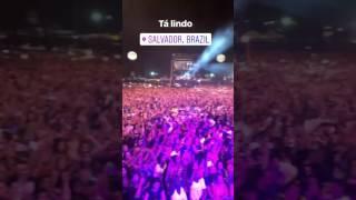 snapgram Maiara & Maraisa,Festeja Salvador #FamíliaMáfia #FãClubeMáfiaMaiara