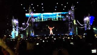 2pac Shakur with Snoop Dogg  Dr. Dre Live! @ Coachella 2012!