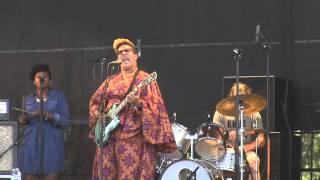 """Alabama Shakes- """"Future People"""" (1080p) Live at Lollapalooza 8-1-2015"""