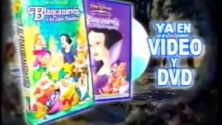 Blancanieves y Los Siete Enanitos: Edición Especial (Spot en Vídeo y DVD 2001)