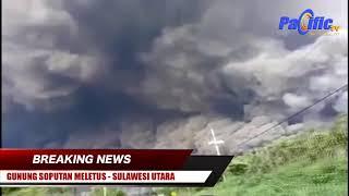 Gunung Soputan - MINAHASA MELETUS