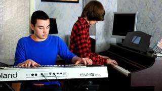 The Game ft. Lil' Wayne - My Life (Piano Cover Duet)
