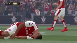 Fifa 17 andre grey overhead kick