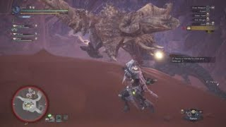 Monster Hunter: World Diablos vs Black Diablos Turf War 2