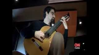 CNN Türk - Microtonal Guitar - Tolgahan Çoğulu