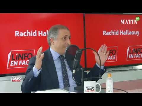 Video : L'Info en Face avec Hamid Ben Elafdil