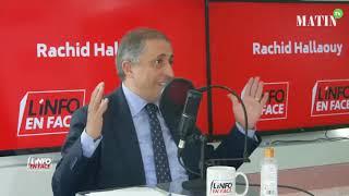 L'Info en Face avec Hamid Ben Elafdil