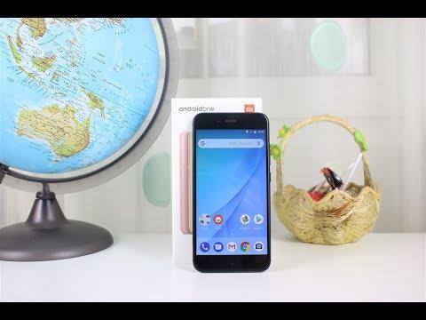 Xiaomi Mi A1 - unboxing și primele impresii