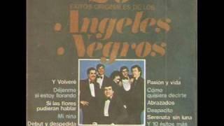 LOS ANGELES NEGROS TRES PALABRAS.wmv