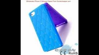 Wholesale iPhone 5 Silicone Cases