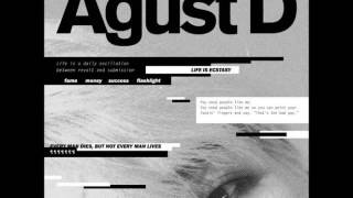 SUGA  - Tony Montana (Feat. Yankie) AGUST D