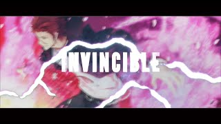 Nightcore - Feel Invincible - Skillet + Animated LYRICS