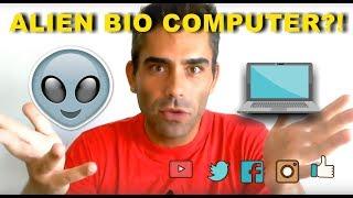 Alien Biologic computer