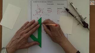 Imagen en miniatura para Elementos notables del triángulo