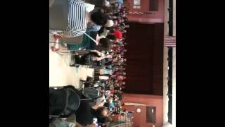 Amber kindergarten awards