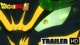 DRAGON BALL SUPER MOVIE 2018 TEASER TRAILER - TRAILER HD
