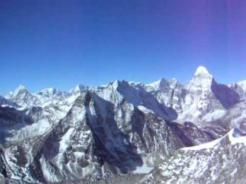 Topas Travel – Nepal – Island Peak bestigning og Ama Dablam Base Camp, Ref.  NPIS