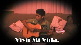 Marc Anthony - Vivir Mi Vida (Cover) Jan Carlos guitar's.