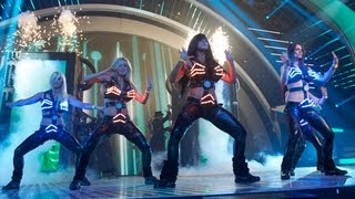 Area 51 dance troupe - Britain's Got Talent 2012 Live Semi Final - UK version