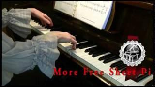 "MENDELSSOHN ""Wedding March"" Piano Version"