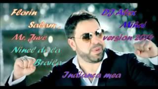 Florin Salam, Ninel de la Braila ft. Mr. Juve-Indianca mea (DJ Alex Mihai version 2014)