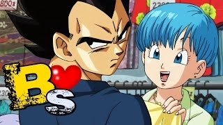 Rap do Vegeta e Bulma ( Feat. Nakamas ) Romance 01