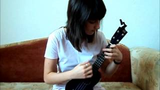 Somewhere Over The Rainbow Ukulele - Nia Keranova