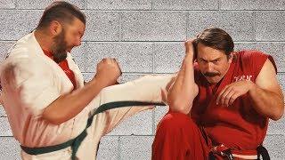 What is a Wall Block?   Master Ken   Enter the Dojo
