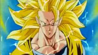 Dragonball Z AMV Goku SSJ3 Transformation Theme