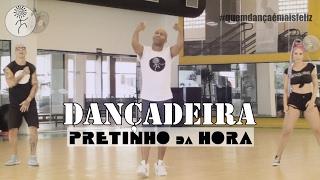 DANÇADEIRA - PRETINHO DA HORA |  coreografia FILHOS DO SOL