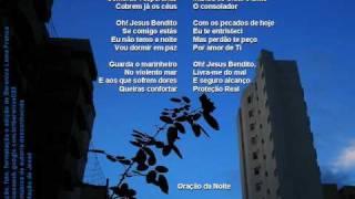 Hino Cristão - Oração da Noite - Interpretação: Jessé