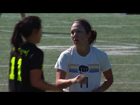 Video Thumbnail: 2019 National Championships, Women's Semifinal: Boston Brute Squad vs. San Francisco Fury