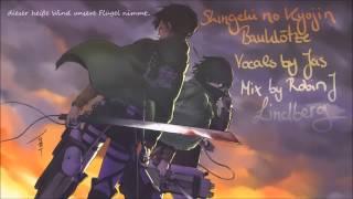 Bauklötze - Shingeki no Kyojin (Cover)【Jas】