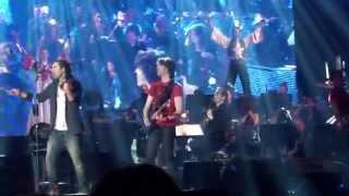David Garrett - Zorba's dance - in Linz  - 11.05.2013
